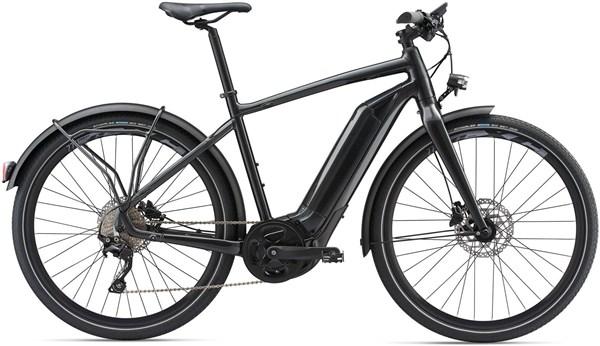 Giant Quick-E+ 2018 - Electric Hybrid Bike