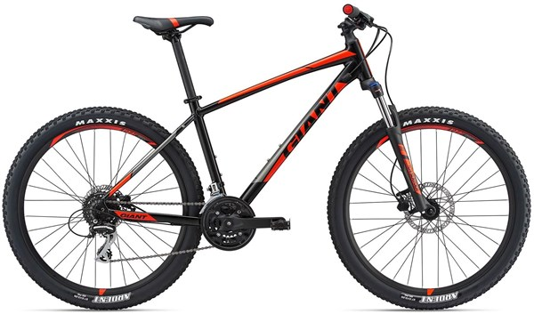 "Giant Talon 3 27.5"" Mountain Bike 2018 - Hardtail MTB"