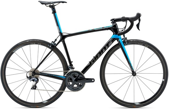 Giant TCR Advanced SL 2 2018 - Road Bike