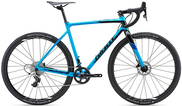 Giant TCX SLR 1 2018 - Cyclocross Bike