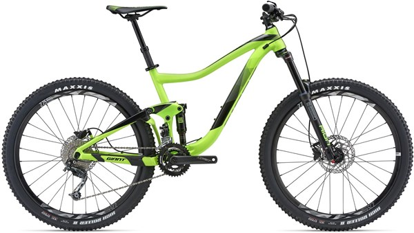 "Giant Trance 4 27.5"" Mountain Bike 2018 - Trail Full Suspension MTB"