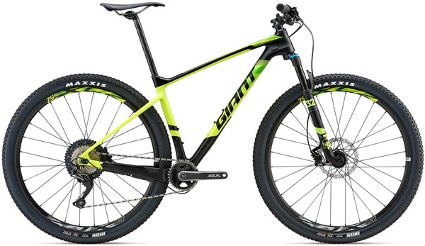 Giant XTC Advanced 2 29er Mountain Bike 2018 - Hardtail MTB