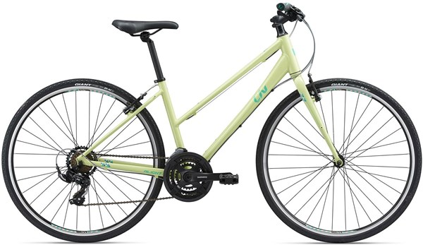 Liv Alight 3 City Womens 2019 - Hybrid Sports Bike | City