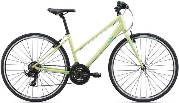 Liv Alight 3 Womens 2018 - Hybrid Sports Bike