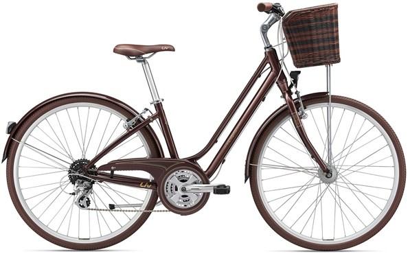 Liv Flourish 2 Womens 2018 - Hybrid Classic Bike