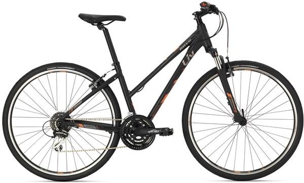 Liv Rove 3 Womens 2018 - Hybrid Sports Bike