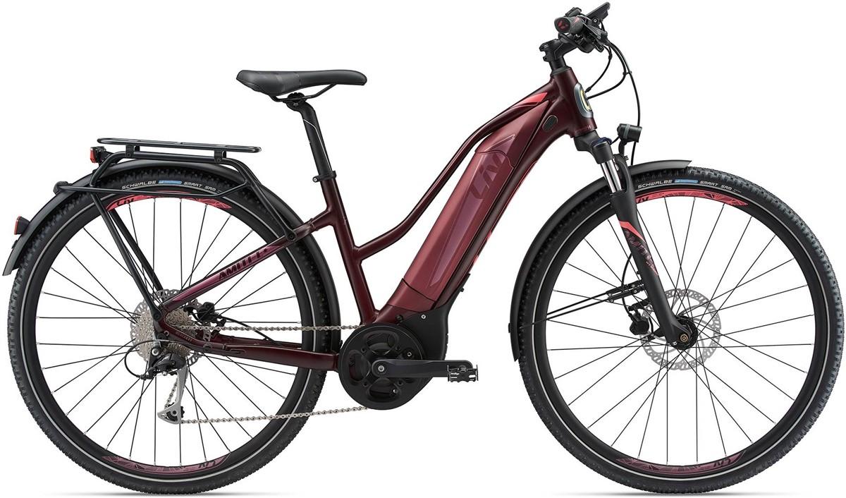 Liv Amiti-E+1 Womens 2018 - Electric Hybrid Bike
