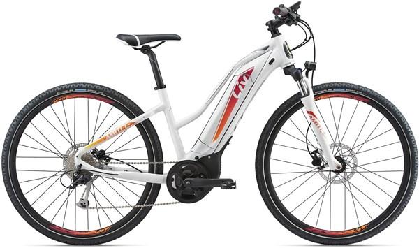 Liv Amiti-E+2 Womens 2018 - Electric Hybrid Bike