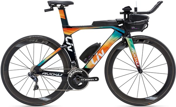 Liv Avow Advanced Pro 1 Womens 2018 - Triathlon Bike