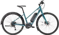 Ridgeback Cyclone Open Frame Womens 2019 - Electric Hybrid Bike