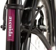 Ridgeback Avenida 3 Open Frame Womens 2019 - Hybrid Sports Bike
