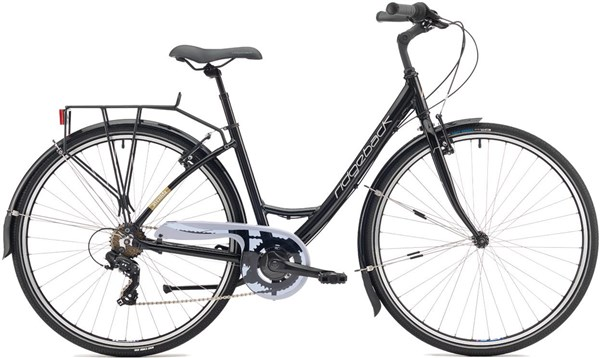 Ridgeback Avenida 6 Open Frame Womens 2019 - Hybrid Sports Bike