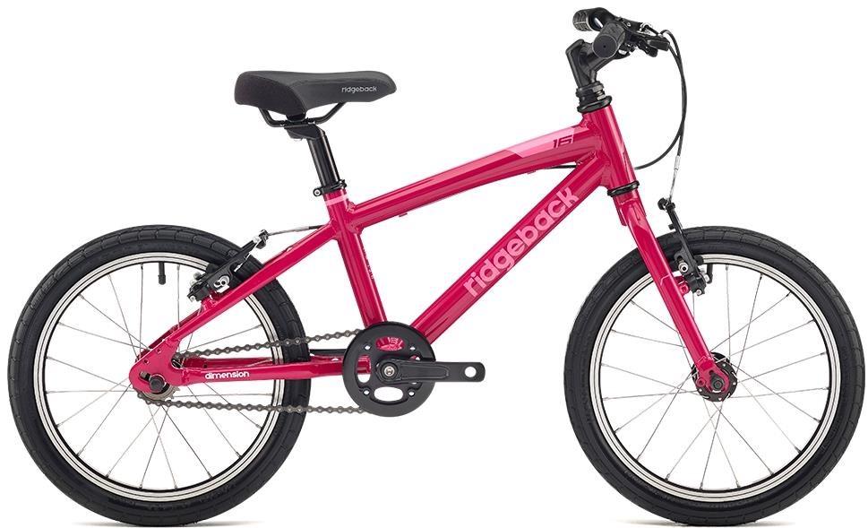 Ridgeback Dimension 16w 2019 - Kids Bike   City