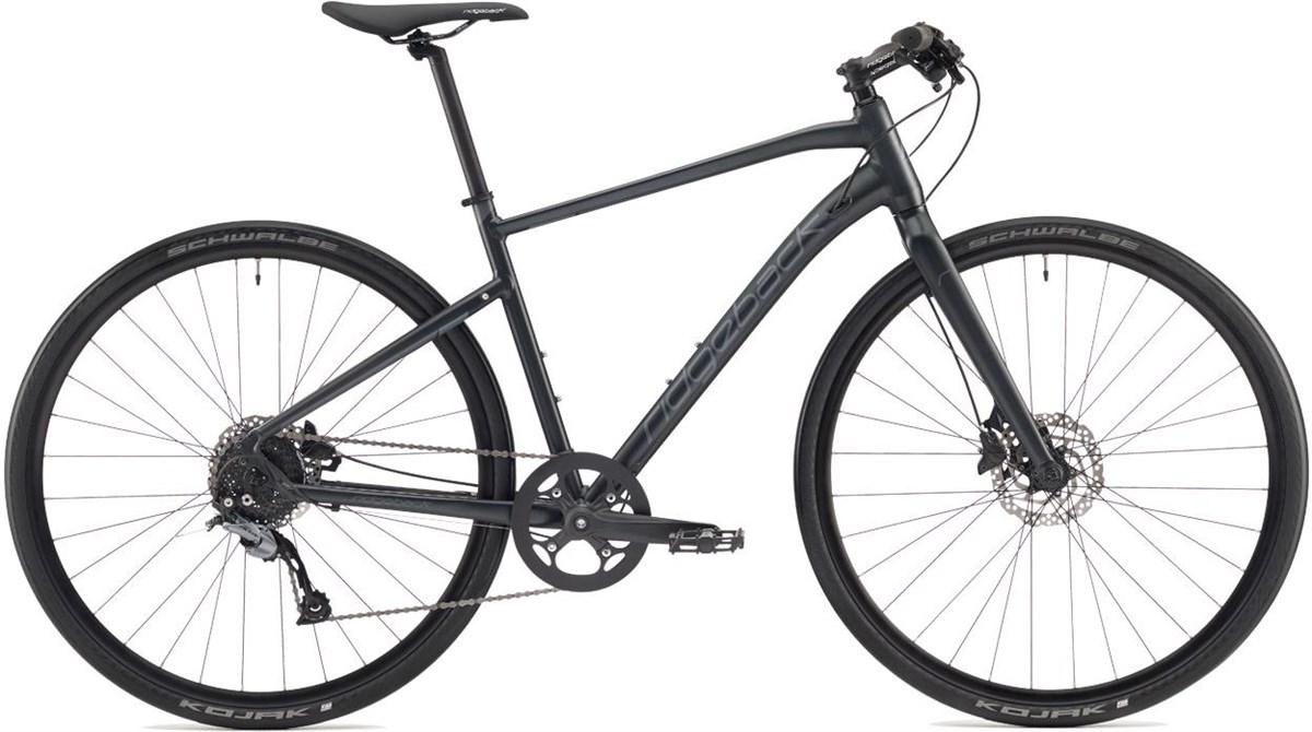 Ridgeback Flight 01 2018 - Hybrid Sports Bike | City-cykler
