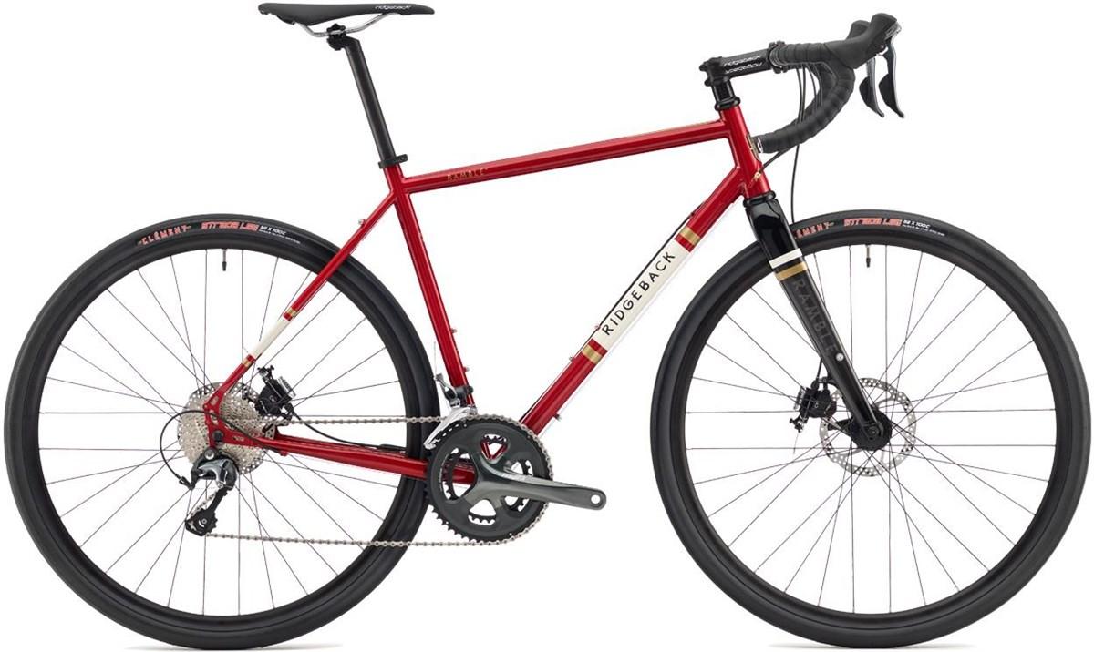 Ridgeback Ramble 2 2018 - Gravel Bike   Road bikes
