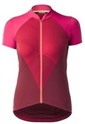 Mavic Sequence Womens Short Sleeve Jersey