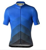 Product image for Mavic Cosmic Gradiant Short Sleeve Jersey