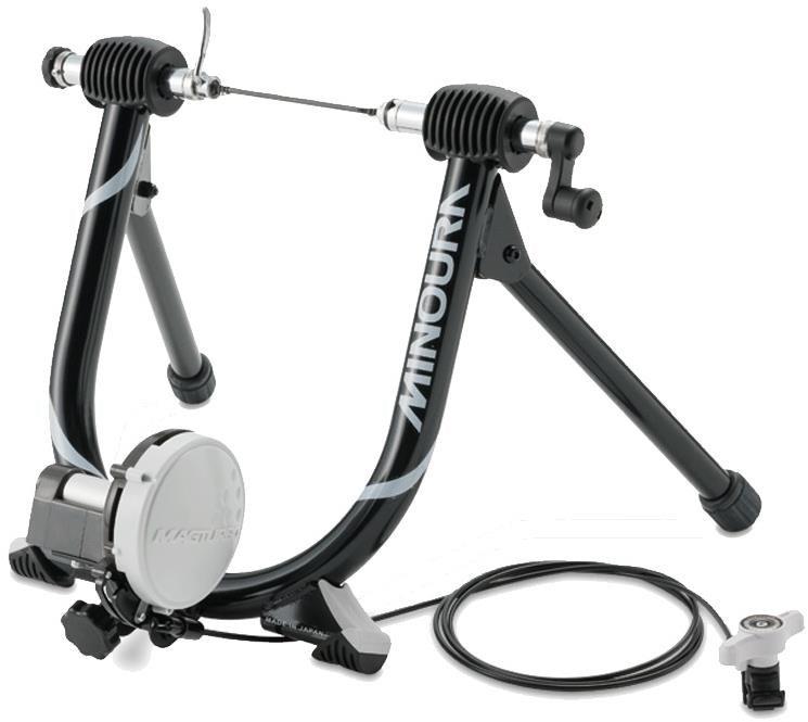 Minoura Mag Ride 60R Turbo Trainer | Hometrainers