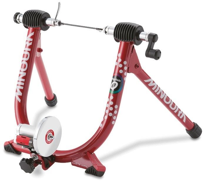 Minoura Mag Ride Q Turbo Trainer | Hometrainers