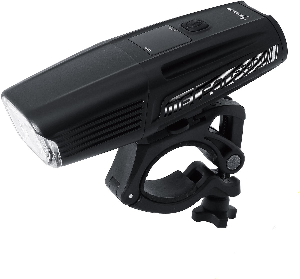 Moon Meteor Storm Lite Front USB Rechargeable Light | Computer Battery and Charger