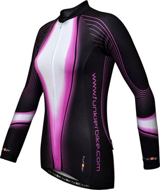 Funkier J-394-LW Womens Long Sleeve Winter Jersey AW17