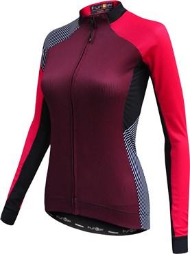 Funkier Mataro JW-814-LW Womens Pro Microfleece Long Sleeve Jersey AW17