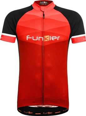 Funkier Rideline JR-799 Short Sleeve Jersey