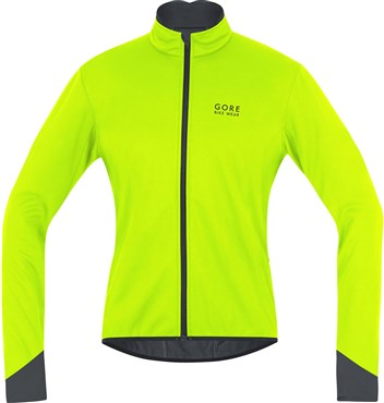 Gore Power 2.0 Windstopper Soft Shell Jacket
