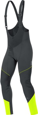 Gore E Windstopper Soft Shell Bib Tights