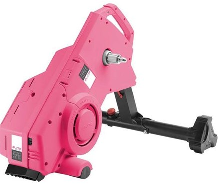 Elite Drivo Rosa Direct Drive Fe-C, B+ Mag Trainer With Power Meter
