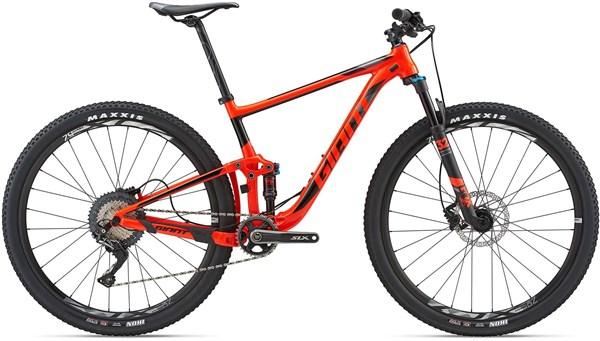 Giant Anthem 29er 2 Mountain Bike 2018 - XC Full Suspension MTB