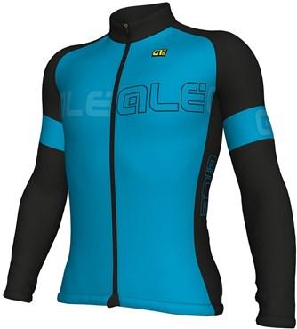 Ale Solid Block Long Sleeve Jersey | Trøjer