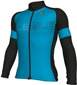 Ale Solid Block Long Sleeve Jersey
