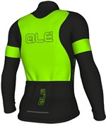 Ale Solid Block Long Sleeve Jersey AW17