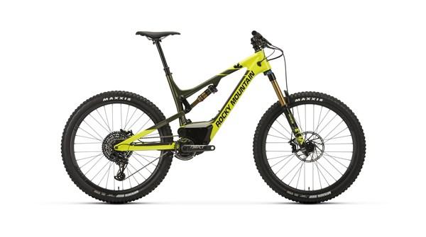 "Rocky Mountain Altitude Powerplay Carbon 90 27.5"" 2018 - Electric Mountain Bike"