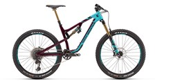 "Rocky Mountain Altitude Carbon 90 27.5"" Mountain Bike 2018 - Full Suspension MTB"
