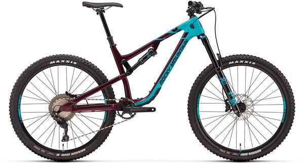 """Rocky Mountain Altitude Carbon 50 27.5"""" Mountain Bike 2018 - Full Suspension MTB"""