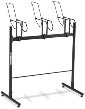 Minoura DS-4200 3 Bike Upright Stand | Arbejdsstande og måtter