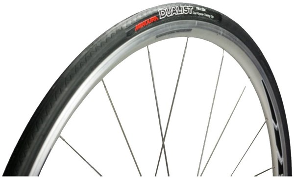 Minoura Dualist Trainer Tyre (700X23C) | Hometrainer > Tilbehør