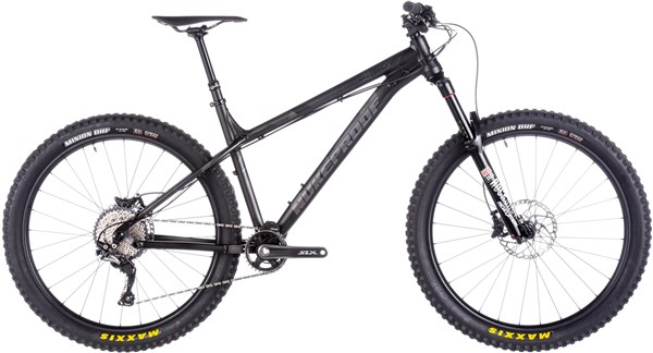 "Nukeproof Scout 275 Comp 27.5""+ Mountain Bike 2018 - Hardtail MTB"