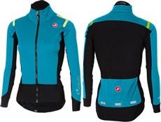 Castelli Alpha Ros Womens Light Long Sleeve Cycling Jersey