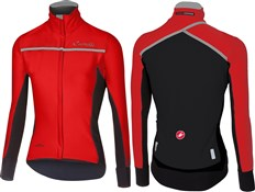 Castelli Trasparente 3 Womens Long Sleeve Cycling Jersey FZ