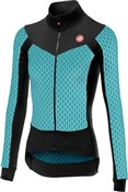 Product image for Castelli Sfida Womens Long Sleeve Cycling Jersey