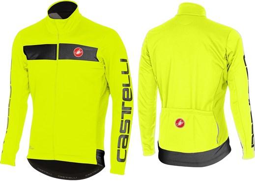 Castelli Raddoppia Windproof Cycling Jacket