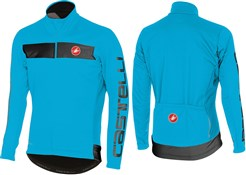Product image for Castelli Raddoppia Windproof Cycling Jacket