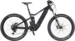"Scott E-Contessa Genius 720 27.5""+ Womens 2018 - Electric Mountain Bike"