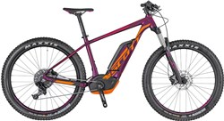 "Scott E-Contessa Scale 730 27.5""+ Womens 2018 - Electric Mountain Bike"