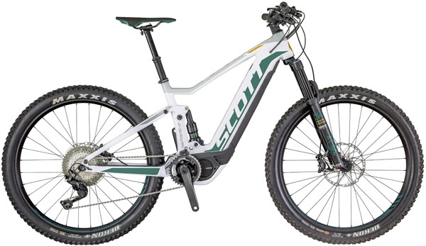 """Scott E-Contessa Spark 710 27.5""""+ Womens 2018 - Electric Mountain Bike"""