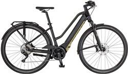 Scott E-Silence 10 Womens 2018 - Electric Hybrid Bike