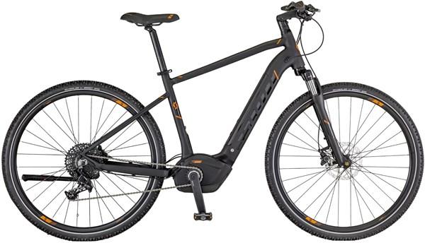 Scott E-Sub Cross 10 2018 - Electric Hybrid Bike